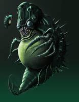 MDB Bestiary: Draygon by Methuselah3000