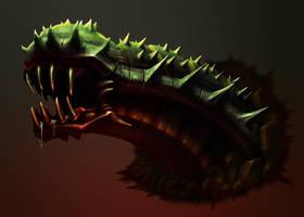 MDB Bestiary: Fune-X by Methuselah3000