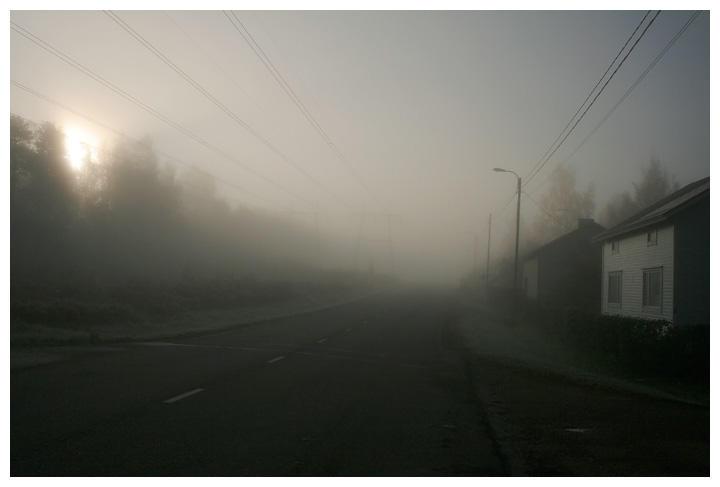 Misty morning III by Kira87