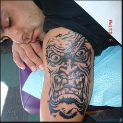 Roskopp Tatt by JesseDelRio