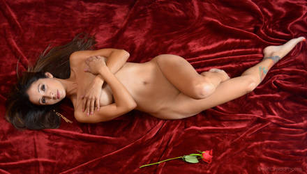 Naomi Serrano - Red Velvet by SwiftCreekPhotos