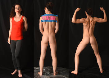 Keira - Bodypaint 2 by SwiftCreekPhotos