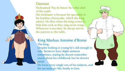 The King and His Chef by wizardotaku