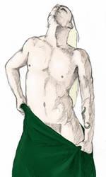 Lucius Malfoy by retronami