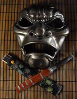 Devil's Mask by Goblineye