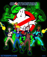Real Ghostbusters--GBVG cover by Ectozone