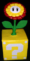 super mario bros fire flower by sonicblaster59