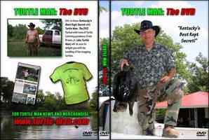 Turtle Man Kentucky DVD by sonicblaster59