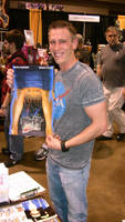 John Shockley at LEXCON 2014 by sonicblaster59