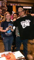 PAPERCUT 2 fans at LEXCON 2014 by sonicblaster59