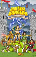 Darkest Dungeon Movie Poster by sonicblaster59