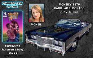McNeil's Cadillac Eldorado Convertible by sonicblaster59