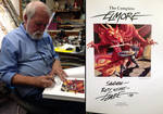 Larry Elmore Book Signing by sonicblaster59
