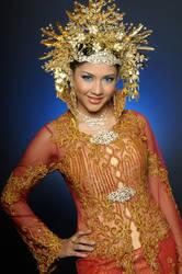 Malay Bride by Raz1n