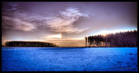 Ocean of Snow by BenoitJWild