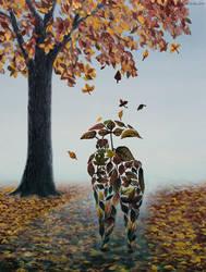 Promenade Of Autumn by Mihai82000