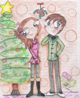 .:merry christmas:. by CosmicPonye