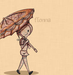 .:fionna:. by CosmicPonye