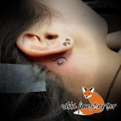 NEDA Tattoo by NikkiFirestarter