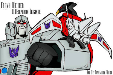 Frank AKA Megatron by Scream01