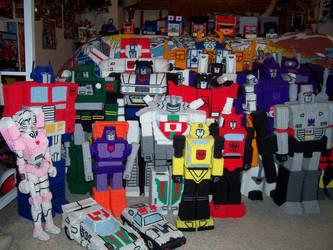 Yarn Transformers by Scream01