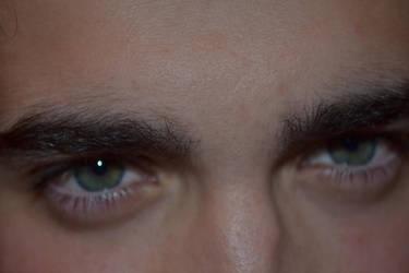 Deep look by alexnica