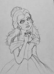 Belle WIP 1 by Diamond-Master