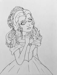 Belle WIP 2 by Diamond-Master