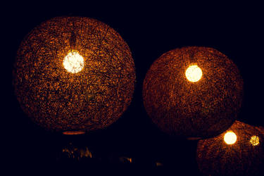 Luminescent Balls by ebzzry