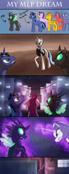 MLP Dream by racingwolf