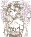 Aya's contest entry by Herena21