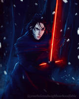 Kylo Ren by Bofable