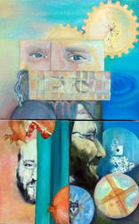 Portrait Of A Life by Areej-Art