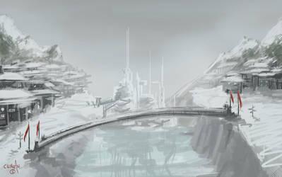 Snow by Ckirean