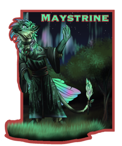 Maystrine's Profile Picture