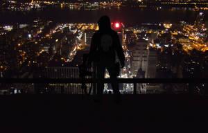 Urban Hunter by skeptomaniacs
