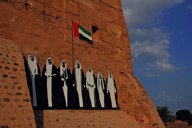 UAE 40 National Day Fujairah by amirajuli