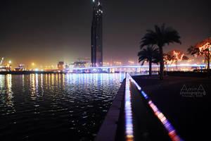 Dubai Festival city 5 by amirajuli