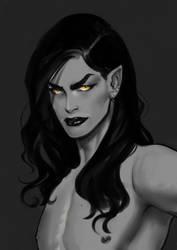 Vampire Orel by Ozarielle