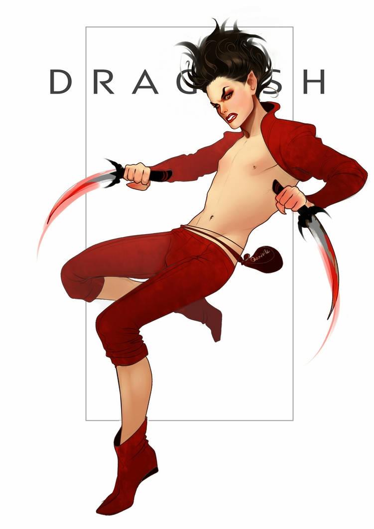 Dragos by Ozarielle