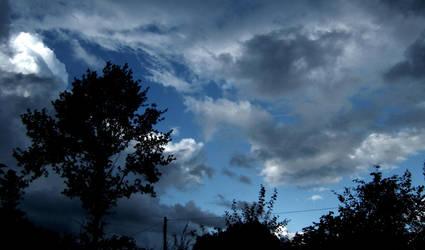 Cloudy by Schneeengel