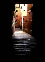 Stairs to the light by Schneeengel