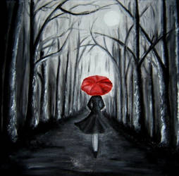 Umbrella by Schneeengel