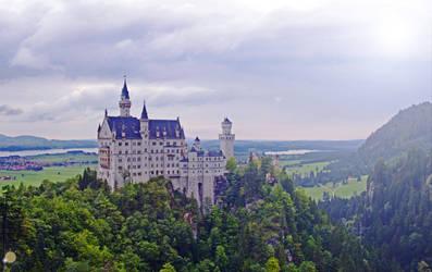 Castle by Schneeengel