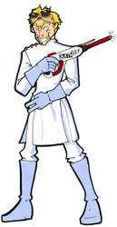 Dr. Horrible. by Qyzex