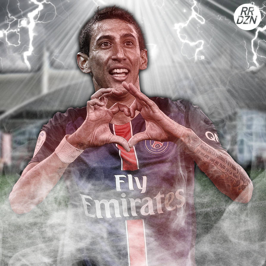 Angel Di Maria Wallpaper By Rrdzn On Deviantart