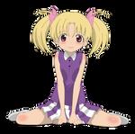 ColoringRender - Mikazuki - Onii-chan !! by DlynK