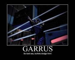 garrus by kelmar6821