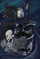 Death Knight - Belf - Colored by RenonsPrints