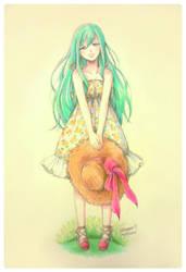 Girl~ by sakumane